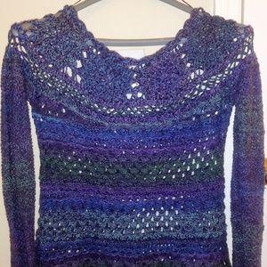 Royal Knit Sweater